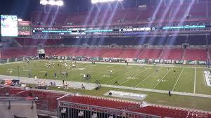 Raymond James Stadium Seating Chart Club Level Raymond James Stadium Section 239 Tampa Bay Buccaneers