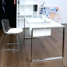 tempered glass office desk. Ikea Glass Table Top Desk Small Office Clean Tempered . N