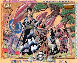 Collection Image Wallpaper Wallpaper One Piece Arc Wano