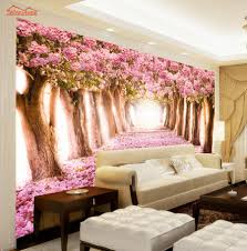 Fashion 3d Behang Streep Voor Muren Niet Geweven Stripped Wallpapesr