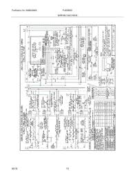 frigidaire electric range wiring diagram frigidaire parts for frigidaire ples389dcc range appliancepartspros com on frigidaire electric range wiring diagram