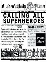 Newspaper Template No Download 5 Birthday Newspaper Templates Word Format Within Extra Template