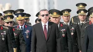 Türkei tauscht Chefs von Heer, Luftwaffe und Marine aus
