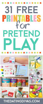 Doctor Set Play From Kids Free Pretend Dramatic - Printables For 101 Play