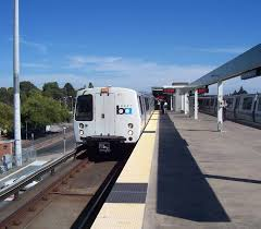 Image result for bart train slowing