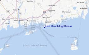 East Beach Lighthouse Surf Forecast And Surf Reports Rhode