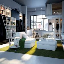Modern Living Room For Small Spaces Small Living Space Ideas Zampco