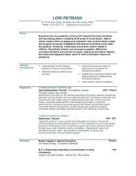 Education In Resume Examples Education On Resume Example Lovely The ...