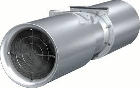 Jet Fan Ventilation Design Jet Fans Efficient Amca Certified For Parking Tunnel