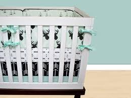 image of ideas baby deer crib bedding sets