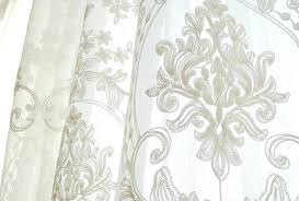 white embroidered curtains the most flower living room white sheer window curtains white regarding sheer
