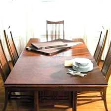 Dining Room Table Protective Pads Cool Ideas