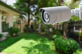 Security camera outside a home The 25 Best Outdoor Cameras 2018: ZOSI, Foscam, More