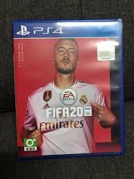Game PS4 Fifa Fifa20, Video Gaming ...