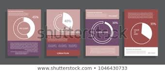 Free Business Report Card Card Design Templates Design Business Report Stock Vector Royalty