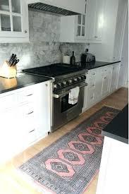 kitchen area rugs kitchen runner mat catchy grey and white kitchen rugs with best kitchen runner