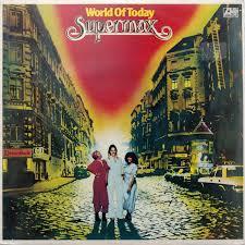 <b>Supermax</b> - <b>World Of</b> Today (1987, CD) | Discogs