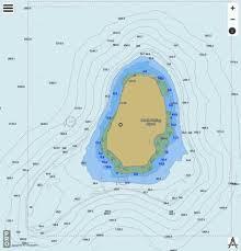 Indian Ocean Cocos Keeling Islands North Keeling