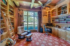 traditional office design. 1317 Saint Albans Path, Southlake, Texas. 18 Sophisticated Traditional Home Office Designs Design F