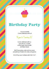 how to create birthday invitation cards