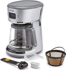 The link below will take you to a site outside of mr. Amazon Com Mr Coffee 31160392 Easy Measure 12 Cup Programmable Coffee Maker Kitchen Dining