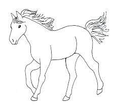 Horse Coloring Pages Horse Coloring Pages 2 Horse Coloring Pages 3