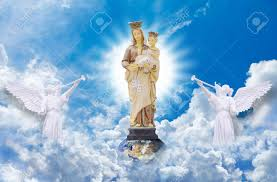 14396429 Picture Image And Heaven Jesus Royalty Photo Stock Free Mary Image On