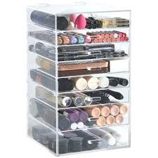 makeup storage organizer with drawers the best organizers on amazon allure works