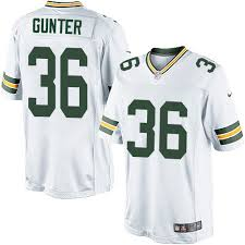 Bay Green Gunter Ladarius Men's Limited