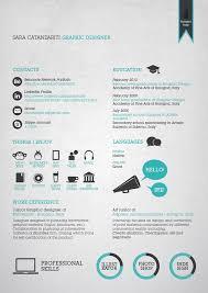 Graphic Design Resumes Magnificent Graphic Design Resume Inspiration Canreklonecco