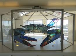from giant stained glass crabs to dead things in boxes otis miscellany iv