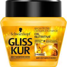 <b>Питательная маска</b> Gliss Kur Oil Nutritive «<b>Интенсивное</b> питание ...