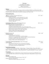 Inventory Control Job Description Resumes Inventory Control Description Resume Sample Specialist Mmventures Co