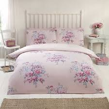 polka dot bedding. Unique Dot Image Is Loading MaisieFloralBlushPinkQuiltCoverCottonFabric With Polka Dot Bedding I