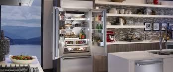 built in refrigerator. Perfect Built Sleek Builtin Refrigerators From KitchenAid And Built In Refrigerator P
