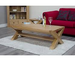 coffee table solid oak furniture oak