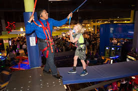 More Gravity Ropes Fun Main Event Entertainment Office Photo