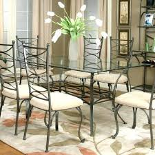 glass kitchen table set popular of rectangular glass dining table set rectangular glass dining table set