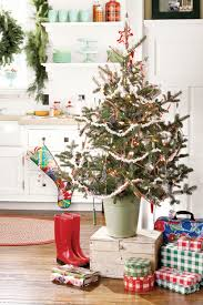 18 Best Small Christmas Trees - Ideas for Decorating Mini Christmas Trees