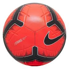 <b>Мяч футбольный NIKE Strike</b>, размер 5, 12 панелей, красный ...
