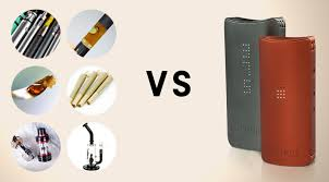A Dry Herb Vaporizer vs. Other Smoking Methods - DaVinci