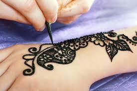 9 цветов на выбор индийские татуировки хной менди пасты шишки женские макияж