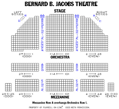 Broadway Theatre Seating Chart August Wilson Theatre Seating Chart View Belasco Theater