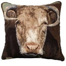 western throws pillows