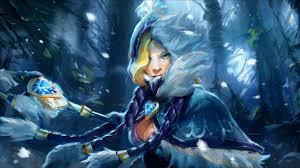 dota 2 rylai the crystal maiden 6924898