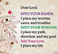 God Give Me Strength Quotes Extraordinary Trusting In The Lord For All Things A Better Day