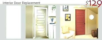 installing new interior door how to install a door frame interior replace interior door frame installing
