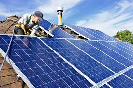 the quantifiable process of converting sunlight solar into electrical power for the conversion to be realized and useful the right semiconducting