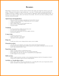 Great Resume Phrases Resume For Your Job Application