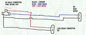 wiring diagram sealed beam headlights wiring image pennock s fiero forum 90mm headlight harness schematic by oreif on wiring diagram sealed beam headlights